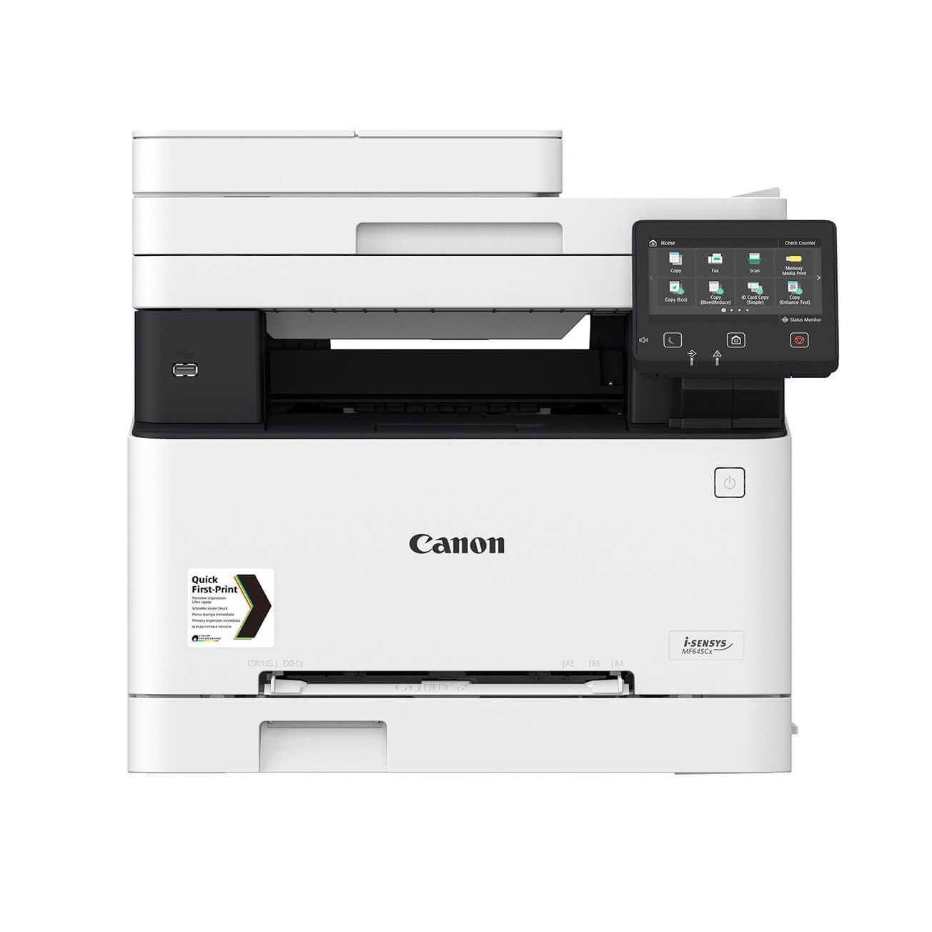 پرینتر چندکاره لیزری رنگی کانن i-SENSYS MF645Cx